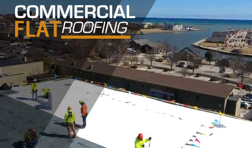 Increasing Popularity Of Commercial Flat Roofing Naples Roofing